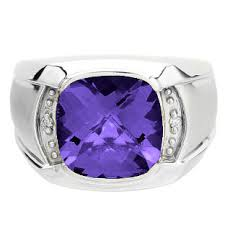 men s rings men s amethyst rings amethyst rings for men men s amethyst rings