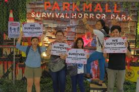 the first lasertag horror park in the philippines everything cebu