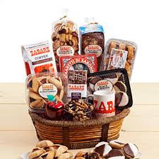 gift baskets boxes zabar s
