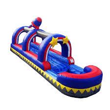 freddiefunbouncers com water slides