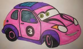 roary racing car cici pixar u0027s cars style sgtjack2016