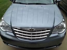 bentley sebring chrysler sebring chrome grille insert overlay trim