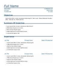 Resume Templates Free Mac Pages Resume Templates Free Jospar