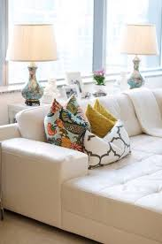 Pillow For Sofa by Best 25 White Couches Ideas On Pinterest Cream Washing Room