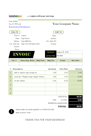 pastel invoice template download