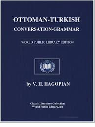 Ottoman Literature Ottoman Turkish C 00 Ha Go Goog Grammatical Tense Language
