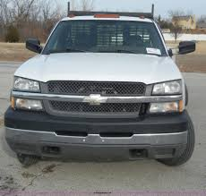 2004 chevrolet silverado 3500 pickup truck item c4100 so