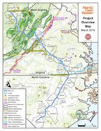 Map Of North Carolina Coast North Carolina Oks Water Certification For Atlantic Coast Pipeline