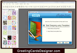 greeting card software greeting cards designer software creates new year christmas