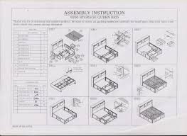 Skorva Bed Instructions Ikea Malm Bed Assembly Instructions Twin Tuforce Com 2005