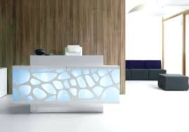Designer Reception Desks Office Reception Desk Ideas Contemporary Desk Design Wood