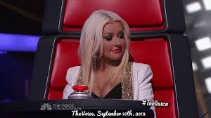 The Voice Blind Auditions 3 Christina Aguilera U0027s Style The Voice Season 3 U2013 Blind Auditions