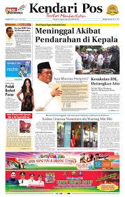 kendari pos edisi 13 juni 2013 by kendarinews issuu