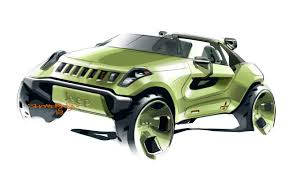 jeep concept 2008 jeep renegade concept pictures news research pricing