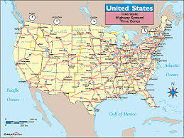 map us hwy us map and major highways printable us highway maps for sale 92