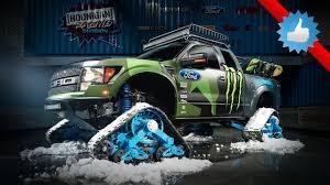 monster energy drink trucks