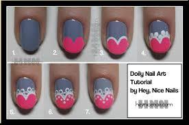 pastel goth easy gel nail art youtube cactus print nail