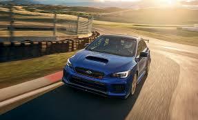 sti subaru 2017 2018 subaru wrx sti type ra pictures photo gallery car and driver