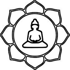 buddha small clipart 300pixel size free design clip