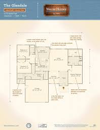 us homes floor plans glendale wayne homes