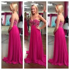 popular pink beaded maxi dress bridesmaid buy cheap pink beaded