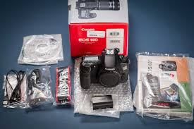 for sale canon 60d body kit in original packaging dan mccomb