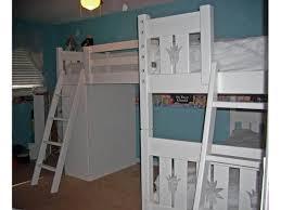 B Triple Lindy Bunk Flower The Bunk  Loft Factory - Triple lindy bunk beds
