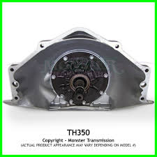 turbo 350 th350 transmission mild 6