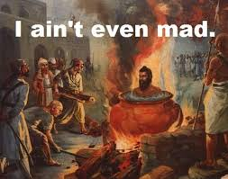 Too Hot Meme - when the bathwater is too hot but the outside is 131523903 added