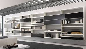 Bookcase Storage Units Furniture Bookshelf And Open Shelf Of Living Room Storage Unit