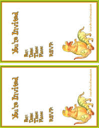 dinosaurs images free party invitations free printable birthday
