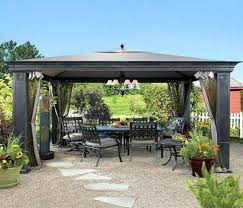 Gazebos For Patios Eat And Dine In Outdoor Backyard Gazebo Patios Backyard And