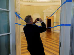 Oval Office Renovation The White House Is Undergoing Major Renovations U2014 Here U0027s What The