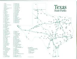 Garner State Park Map Map Of Texas Parks 20531 Aouo Us