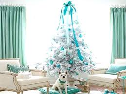 35 Christmas Tree Decoration Ideas by 35 Frosty Blue And White Christmas D Cor Ideas Digsdigs