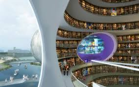 futuristic library nice looking 10 library at the university of