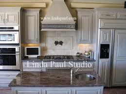 contemporary and traditional kitchen backsplash design from