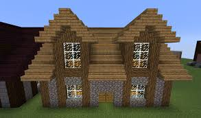 tutorial simple medieval cottage survival mode minecraft
