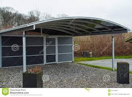 modern carport car garage parking stock photography image 37764042 royalty free stock photo