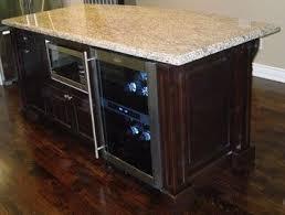kitchen island microwave best 25 microwave in island ideas on
