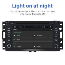 7 1 1 radio dvd gps navigation system 2006 2009 hummer h3 with hd