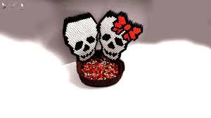 minion halloween basket how to make 3d origami basket or bowl skulls halloween part