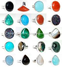 stone rings pictures images Rings mixed lots ring lots garnet rings jewelry rings jpg