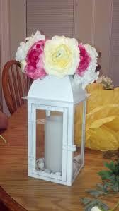 Lantern Centerpiece First Diy Lantern Centerpiece Weddingbee Photo Gallery