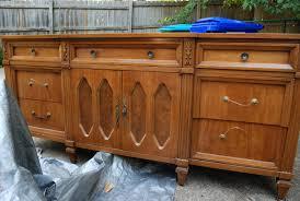 remodelaholic wooden dresser painted green furniture redo