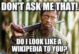 Ask Meme - don t ask me that actual advice lincoln osiris meme on memegen