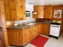 Knotty Pine Flooring Laminate Soapstone Countertops Knotty Pine Kitchen Cabinets Lighting