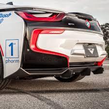 Bmw I8 Exhaust - vorsteiner vr e ducktail spoiler carbon fiber pp 2x2 glossy for
