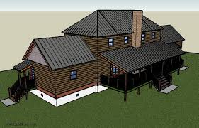 Home Design Using Sketchup Sketchup Home Design Whitevision Info