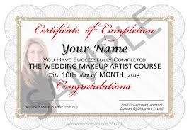 makeup artistry certification makeup artist certificate online adecs certificates